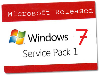 Windows Service pack 1