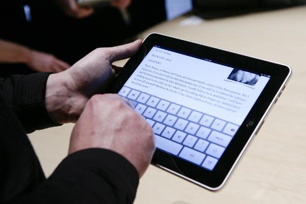 ipad-blogging