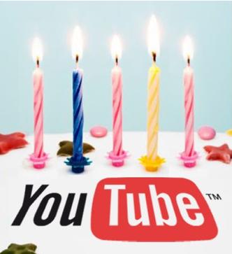 youtube bday