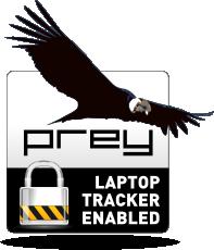 prey laptop-tracker-enabled