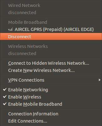 Micromax 3g modem on Ubuntu 12.10 1