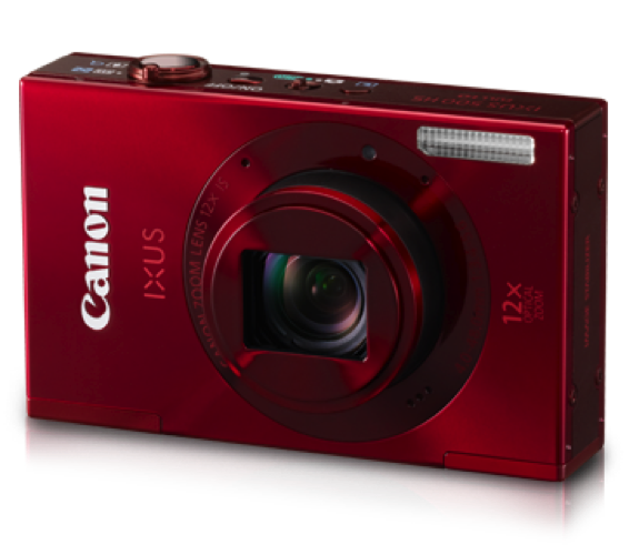 Canon Digital IXUS 500HS