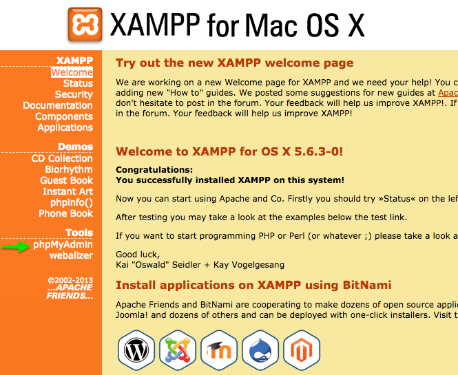 XAMPP_for_OS_X_5_6_3-0_phpmyadmin