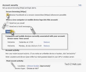 Facebook Https Security