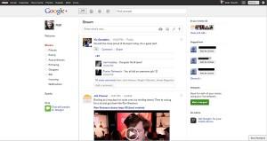 Google+ Google Plus Stream