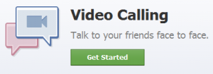Facebook Video Call