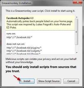 Install Script