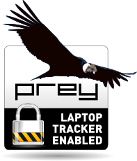 prey laptop-tracker-enabled