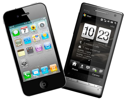 What is the Importance Of iPhones and Android In