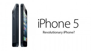 iPhone 5 Revolutionary One