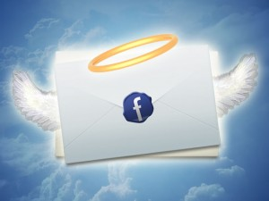 Facebook email