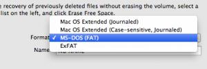 Disk Utitlity File Format
