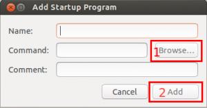 browse Startup program