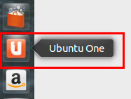 Ubuntu One App on Unity