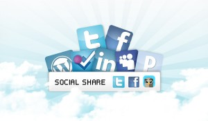 social sharing feature