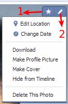 photo options