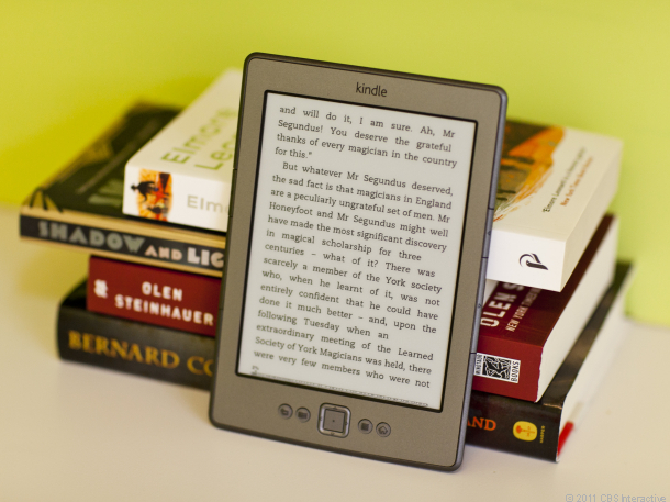 Books and Ebooks Kindle