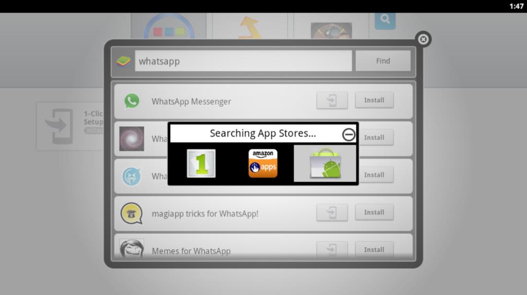 06 search app