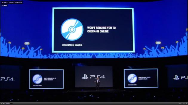 E3 Sony PS4
