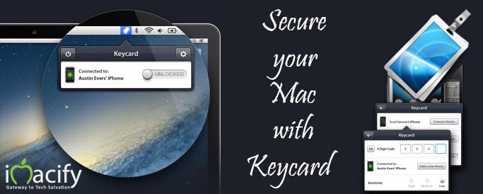 Keycard Mac app