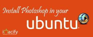 Photoshop in Ubuntu