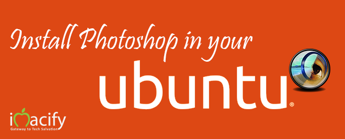 Photoshop in Ubuntu