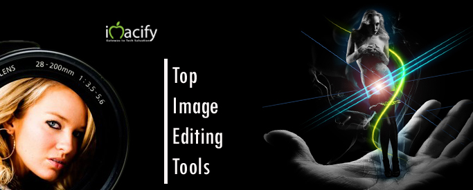 Top image editing tools imacify