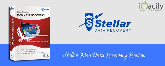 Steller Mac Data Recovery
