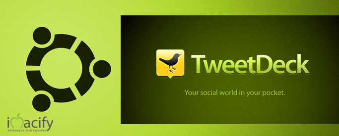 Tweetdeck in Ubuntu