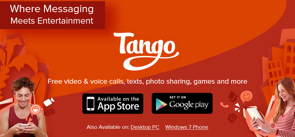 Tango for IOS Android