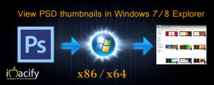 View psd thumbnails in Windows explorer