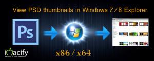View psd thumbnails in Windows explorer