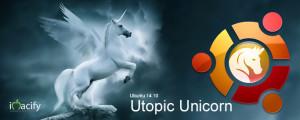 Utopic Unicorn Ubuntu 14.10