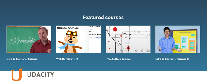 udacity free online Course