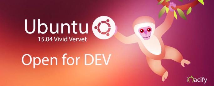 Ubuntu 15.04 Vivid Vervet