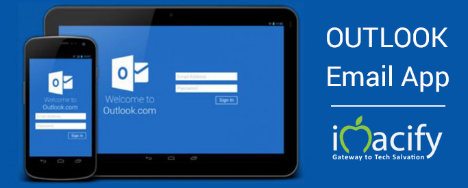 Outlook Email App Cover