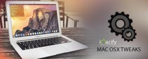 mac tweak for new mac users