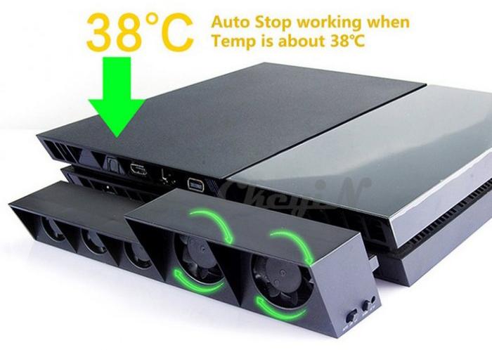 playstation external fan