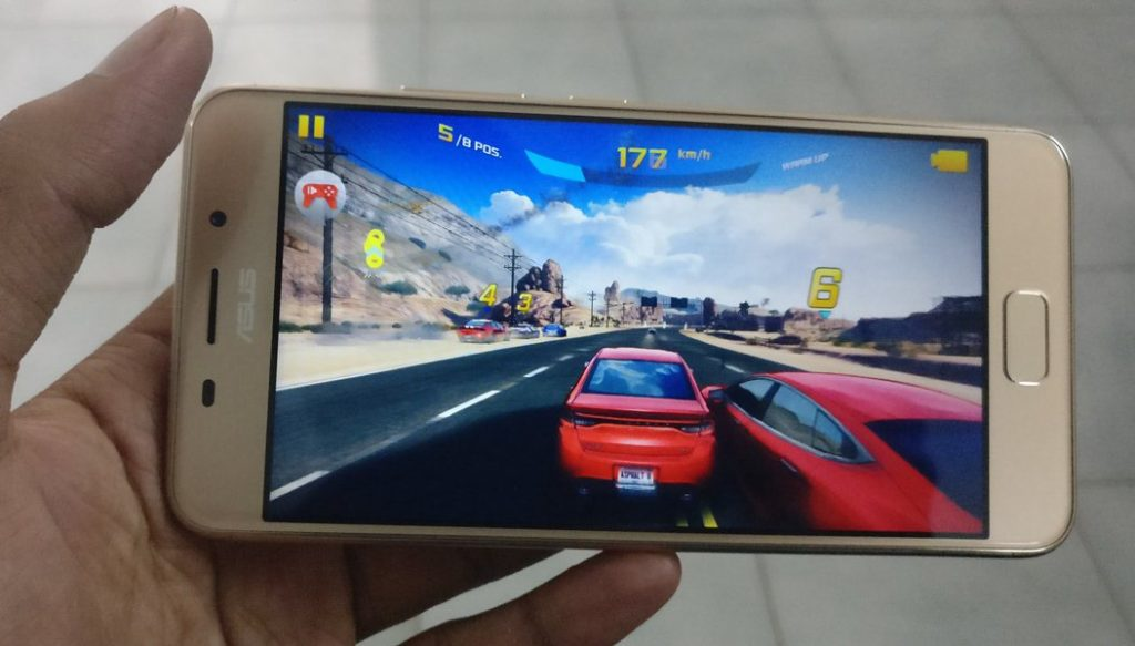 Asus ZenFone 3s Max Gaming